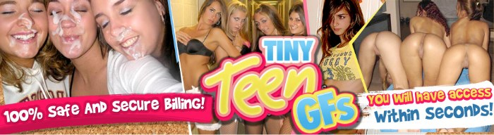 enter Tiny Teen GFs members area